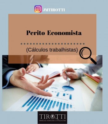 Perícia em Economia