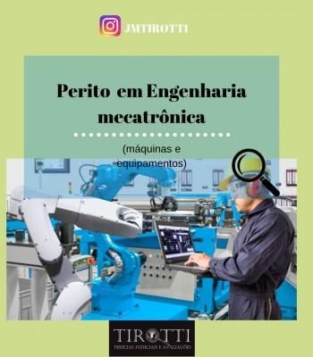 Perícia em Engenharia Mecatrônica